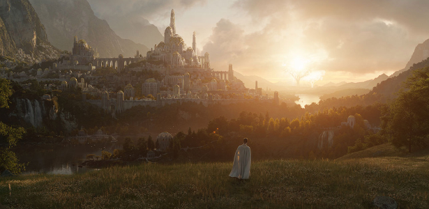 'The Lord of the Rings' leaves New Zealand and the series will be in the UK