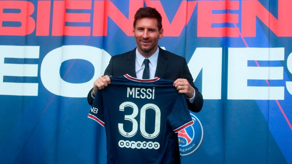 On ESPN, Messi surprises him, cites the biggest 'obstacle' he had to sign with PSG and reveals what surprised him the most when he arrived in Paris.