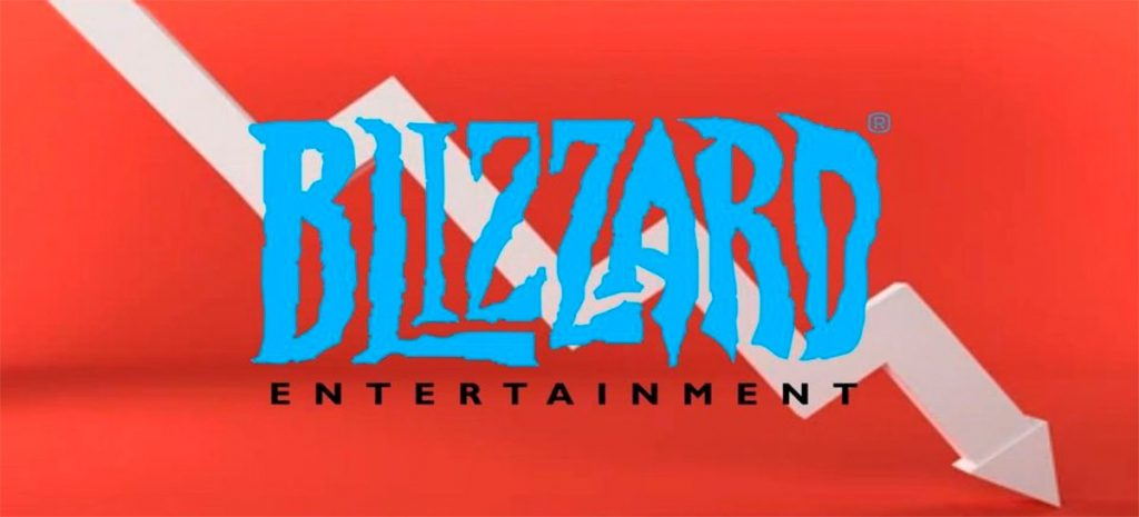 Millions of players are giving up Blizzard games;  See the comparative chart