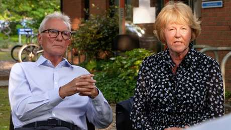Dennis and Penelope Clark want to know how their condition will develop so they can plan for their future