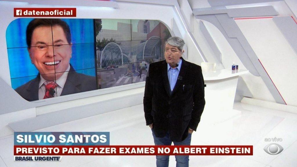 Datina says Silvio Santos has Covid-19;  refuse advice |  Famous People