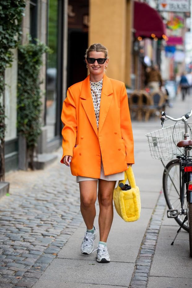 Street style in Copenhagen (Foto: Getty Images)