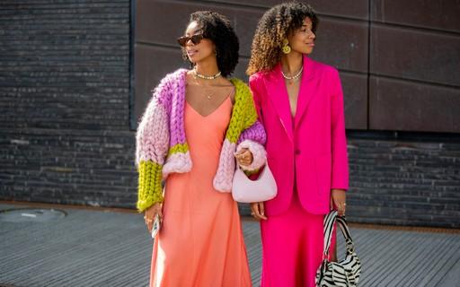 Moda Dopamine invades Copenhagen Fashion Week - Vogue