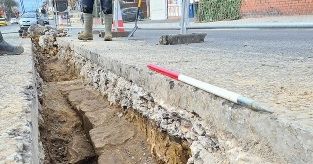 Hadrian's Wall discovered under a busy road in England - SoCientífica