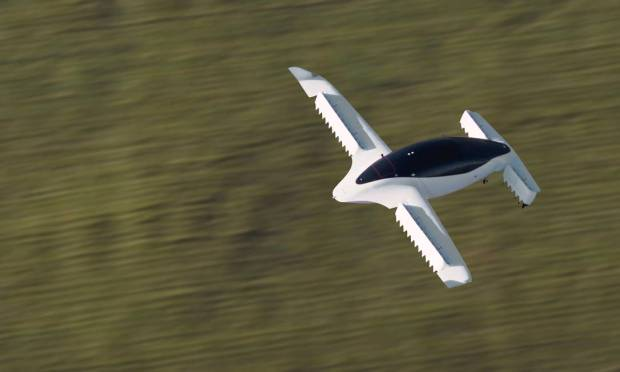 Azul believes this type of electric aircraft will have a lower cost for passengers, expanding access to short flights for those who can't afford a helicopter flight today.  Photo: Disclosure