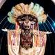 Boy Pumbaa from The Masked Singer Brasil - Kelly Fuzarro / Globo