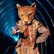 "Jaguar ""masked singer brazil"" - Kelly Fusaro / Globo"