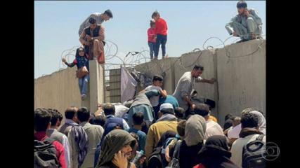 Parents hand over their children to the military in the hope of a life away from the Taliban