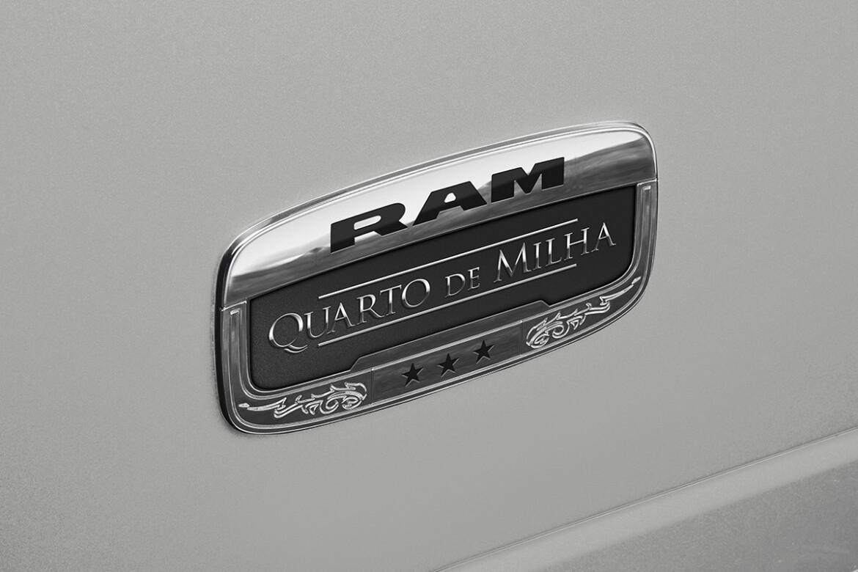 Ram 2500 quarter mile
