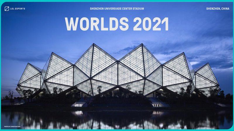 Shenzhen will host the 2021 World Championship final