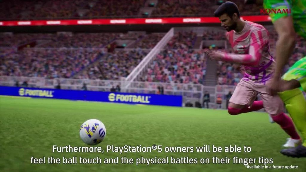 eFootball releases a new trailer with game details;  see    Foot