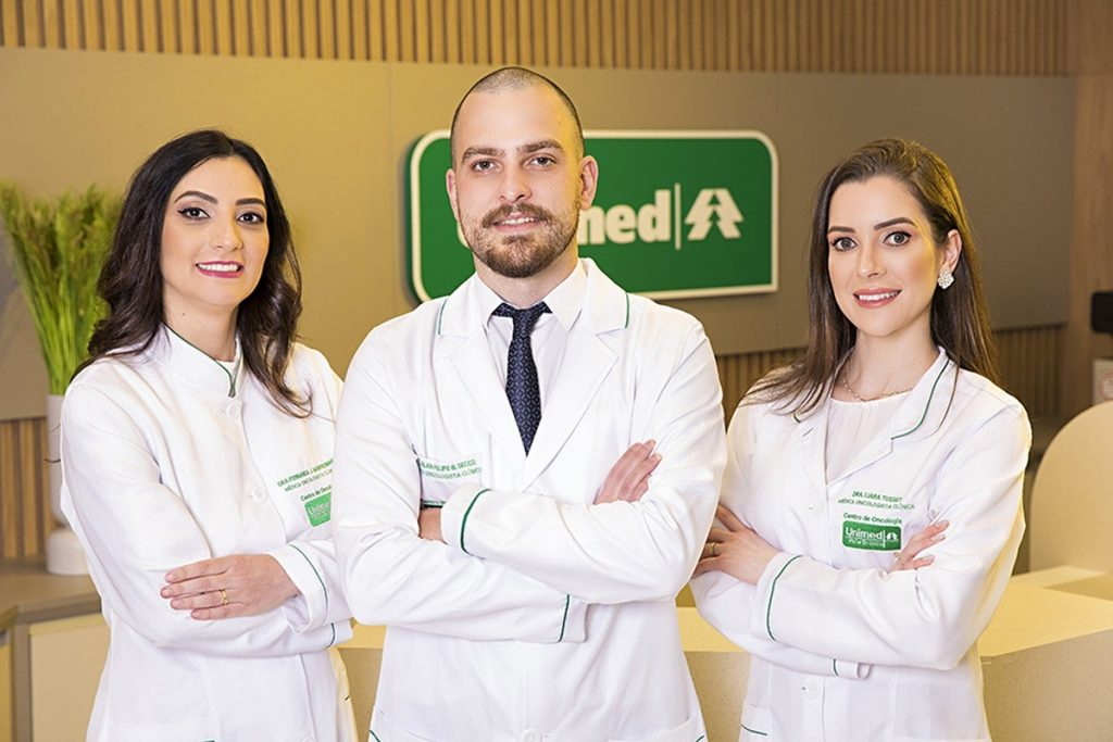 Unimed Pato Branco begins its services at the new Oncology Center |  Special Announcement - Unimed Pato Branco