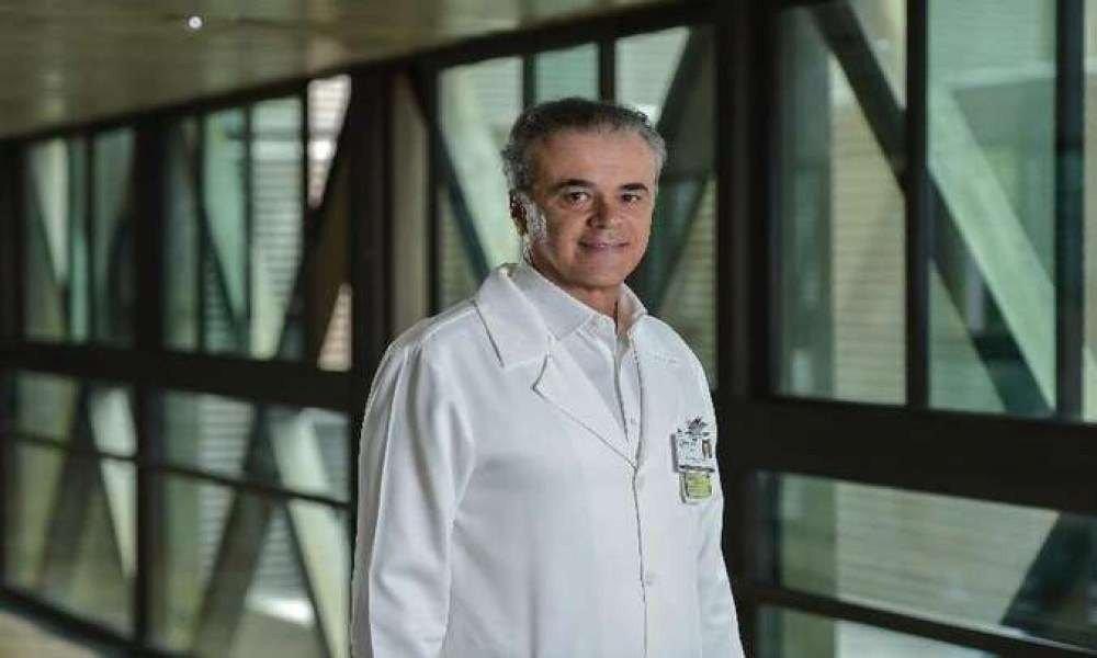 Mast scientist Henrique Moraes Domingo Salvador is the CEO and shareholder of the Mater Dei Group (Photo: Pedro Vilela/Agência i7)