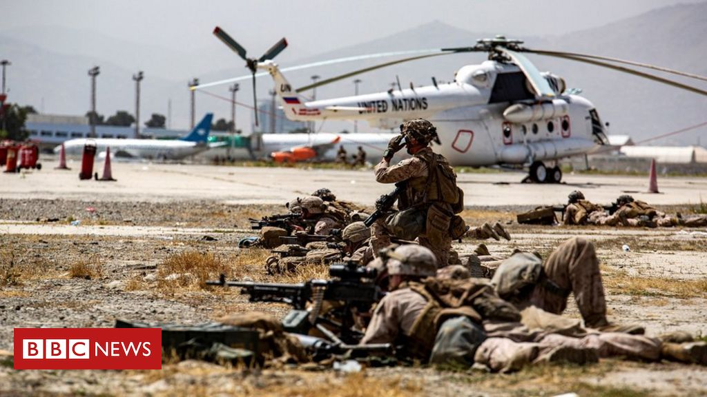 U.S. forces say US drone strike kills Islamic State member in Afghanistan