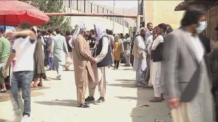 Afghanistan Crisis: Witness the suffering at Kabul airport and the routine of those trying to escape Taliban control