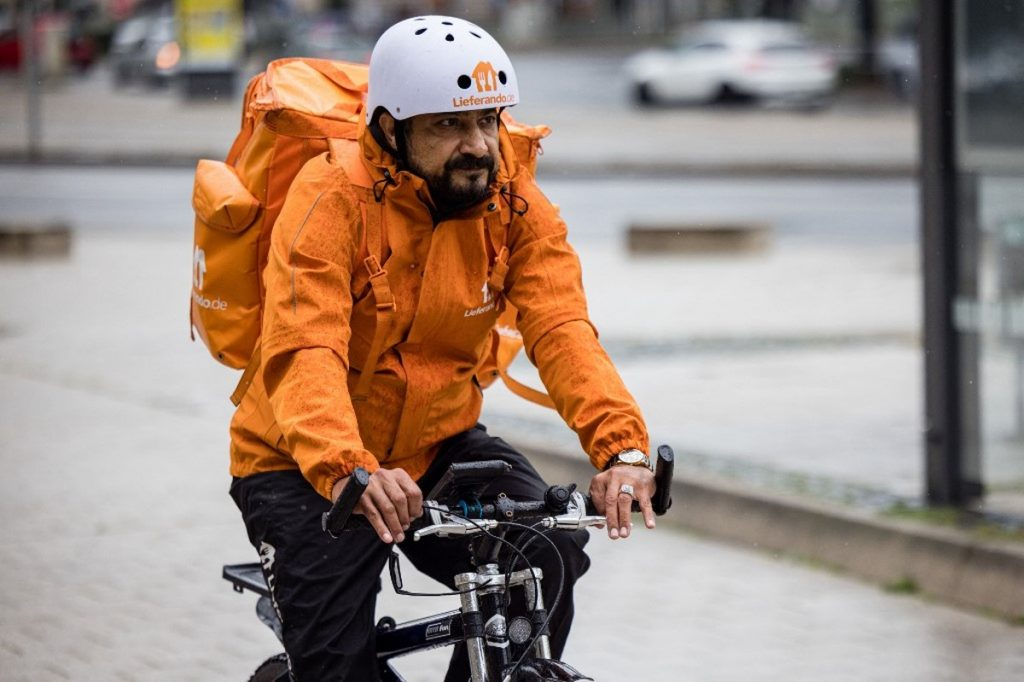 Meet the former Afghan minister turned delivery boy in Germany |  Globalism