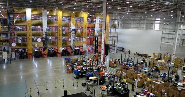 The new distribution center in Minas will create 300 direct jobs - Gerais