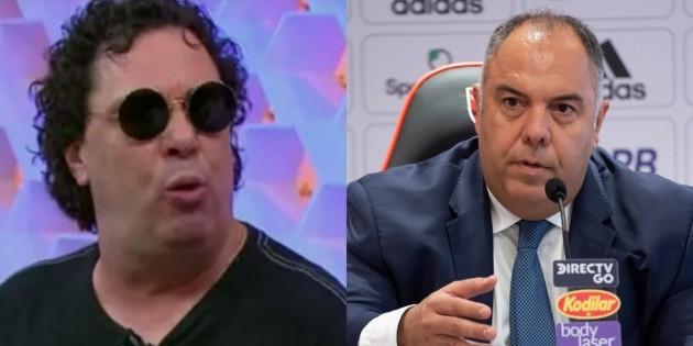 'Bad service for Brazilian football': Braz doesn't leave it cheap and refutes David Luiz's 'suggestion' Casagrande