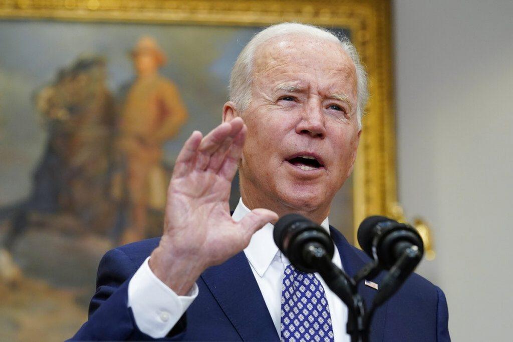 Biden reaffirms ending Afghan withdrawal during August 31 |  Globalism