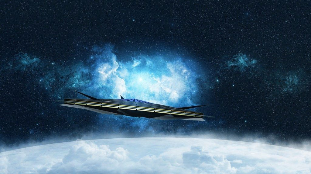 China is looking for scientists for a spacecraft project that can be up to one kilometer long