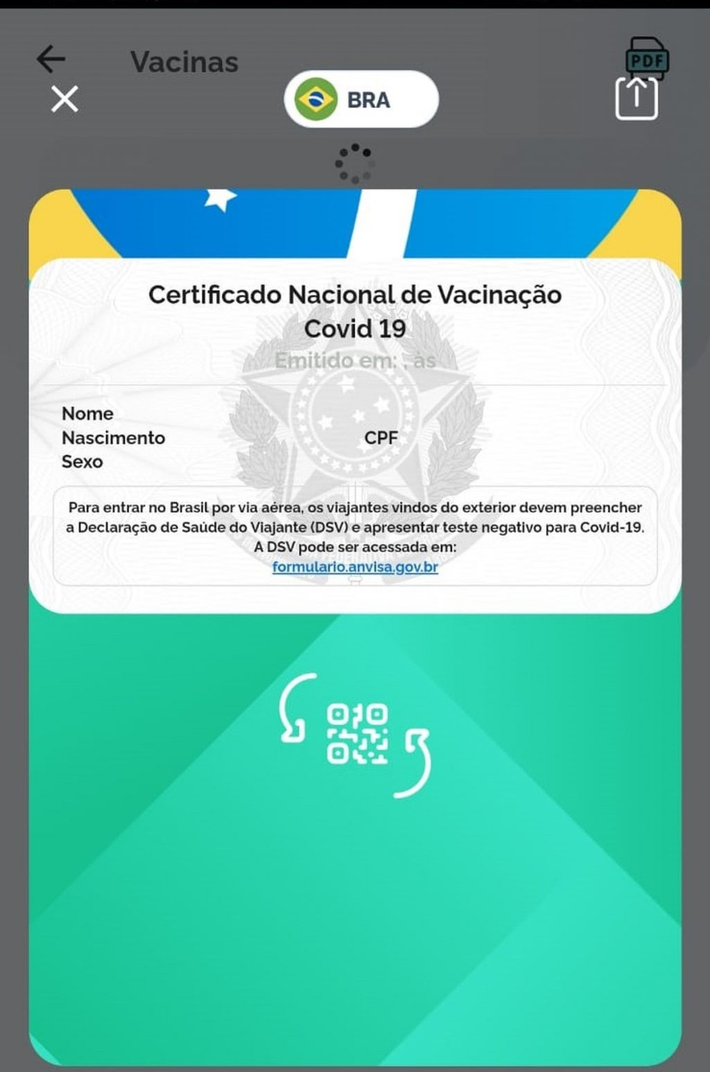 Connect SUS becomes unstable and Brazilians face problems obtaining a certificate of vaccination against Covid |  Serum