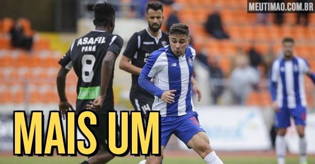 Corinthians are close to signing a team that belongs to Porto