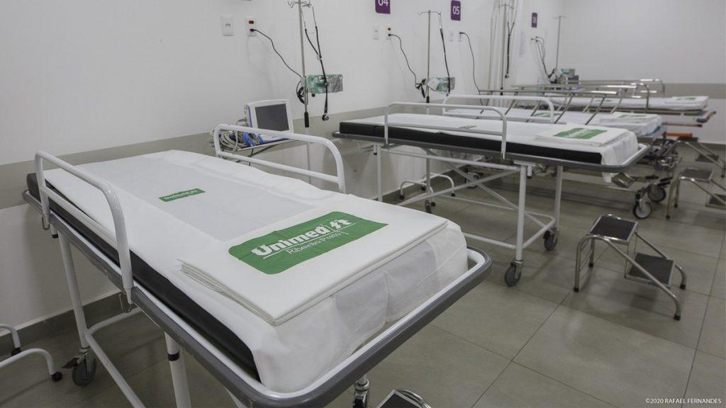 Covid-19: Unimed focuses on services at CAC on Avenida Nove de Julho |  Unimed Ribeirão Preto Advertising Special