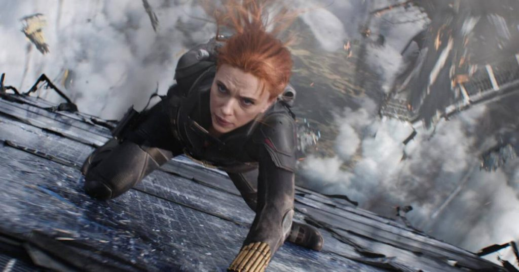 Disney is said to have been surprised by Scarlett Johansson's suit