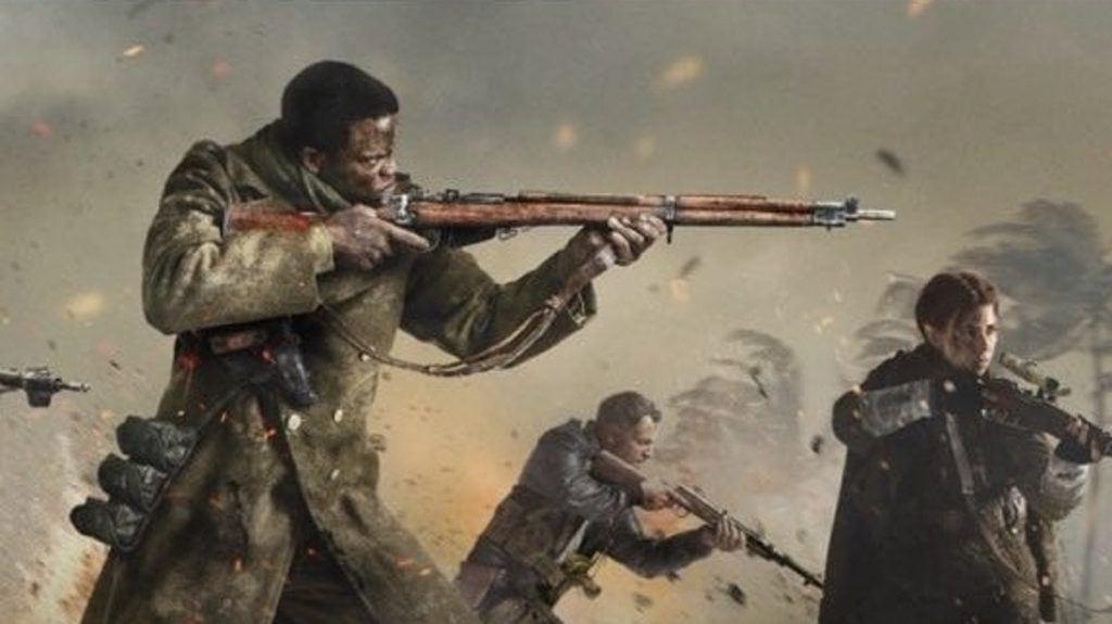 Found images for Call of Duty: Vanguard • Eurogamer.pt