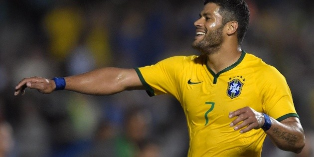 """Hulk thanks the return of the Brazilian national team after 5 years: """"a great joy"""""""