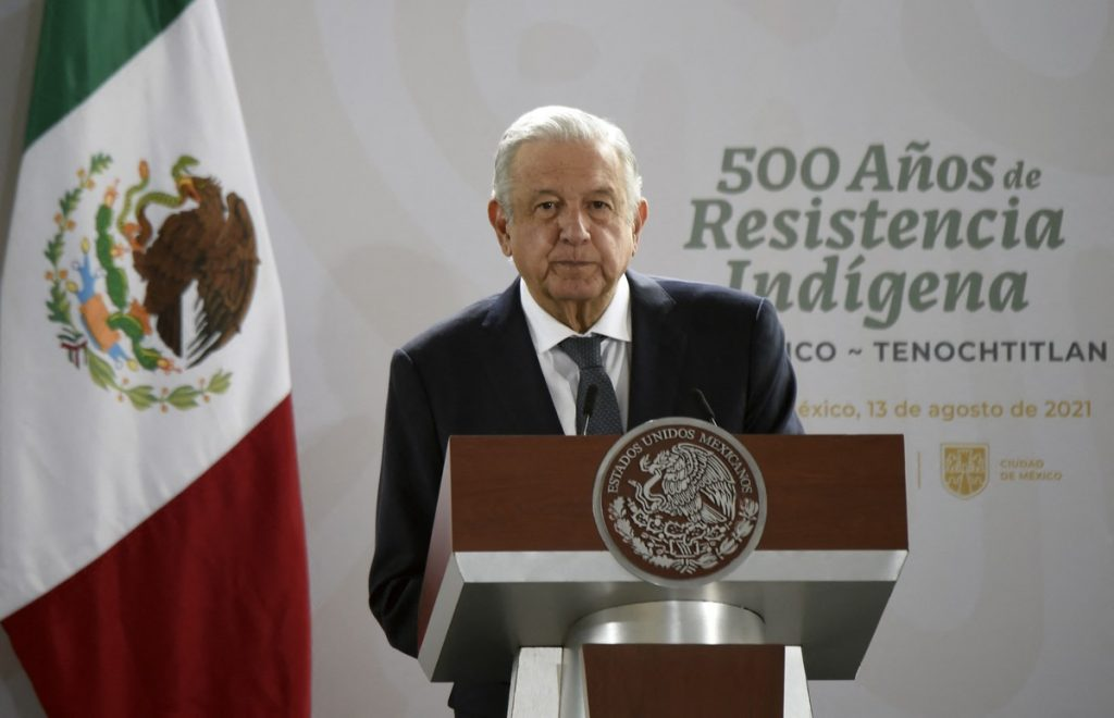 Mexican president calls 500-year-old Spanish conquest a 'failure'    Globalism