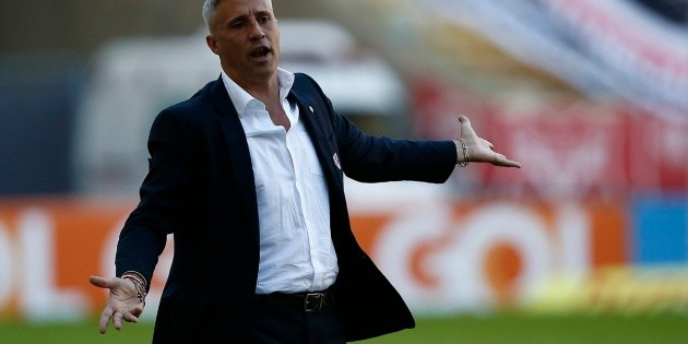 Sao Paulo: Hernán Crespo blows up on the internet after being disqualified against Palmeiras |  Editors 2021