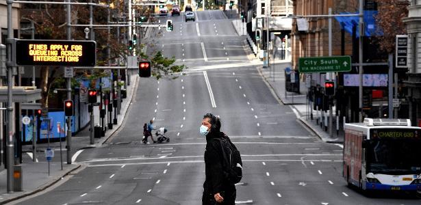 Sydney reports coronavirus cases since June