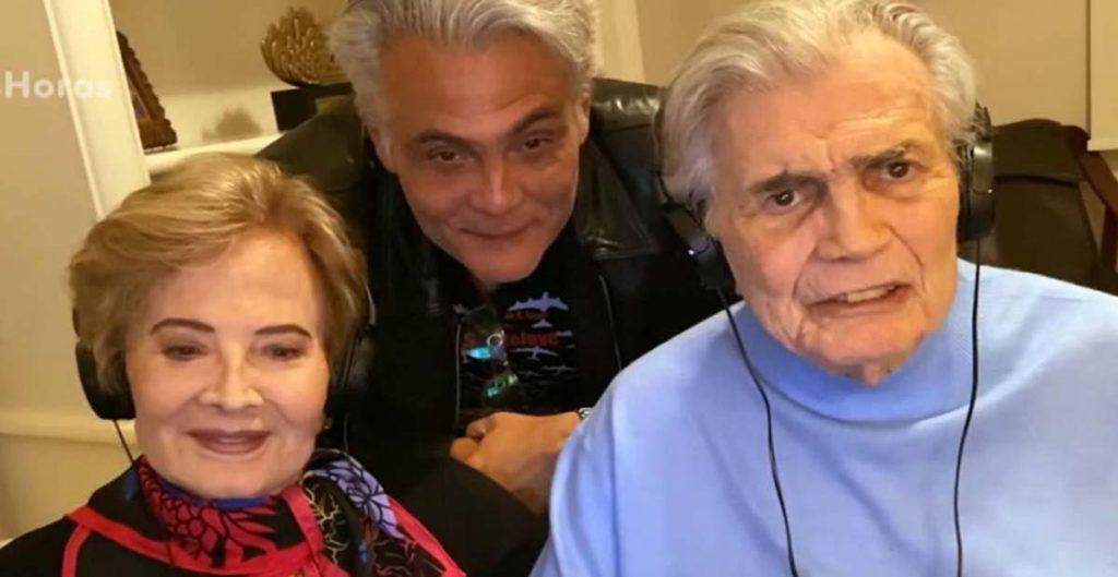 Tarcisio Mera's son reveals his father's wish and promise to Gloria Menezes
