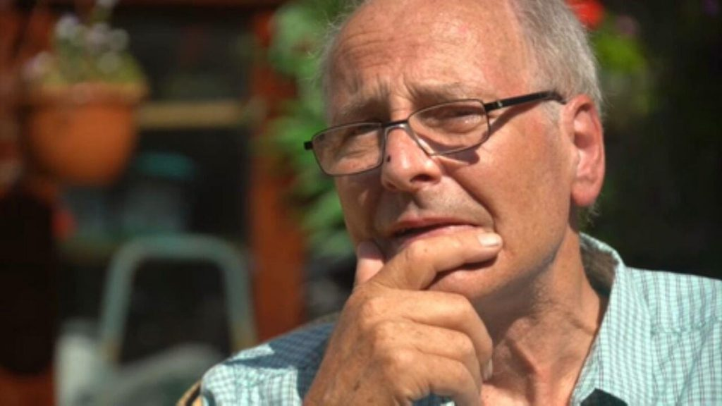 The man who tested 43 positive for Covid said: 'I got both feet in the grave' |  Lovely