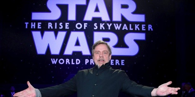 Torcida do Verdão invokes 'Jedi Force' and makes Mark Hamill, star of the Star Wars saga, ask for an attacker contract