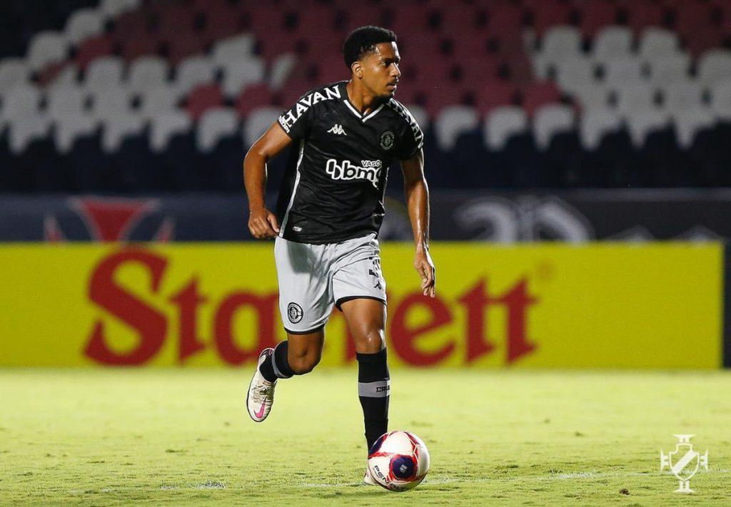 With 15 years of Vasco, Miranda will complete 50 official club matches against Ponte Preta |  Vasco