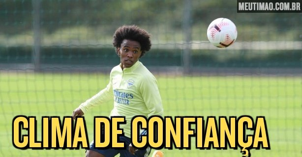 With marketing in place, Corinthians are already doing the math for William
