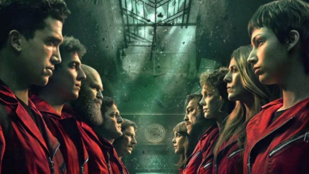 La Casa de Papel: An Indian company gives employees time off for Season 5 premiere - News Series