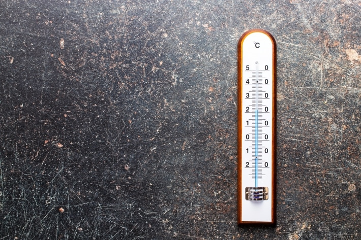 Wicks, fear bag thermometer (Photo: Evando Elements)