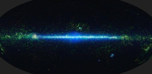 """""""Accident"""", the mysterious object in the Milky Way that interests astronomers"""