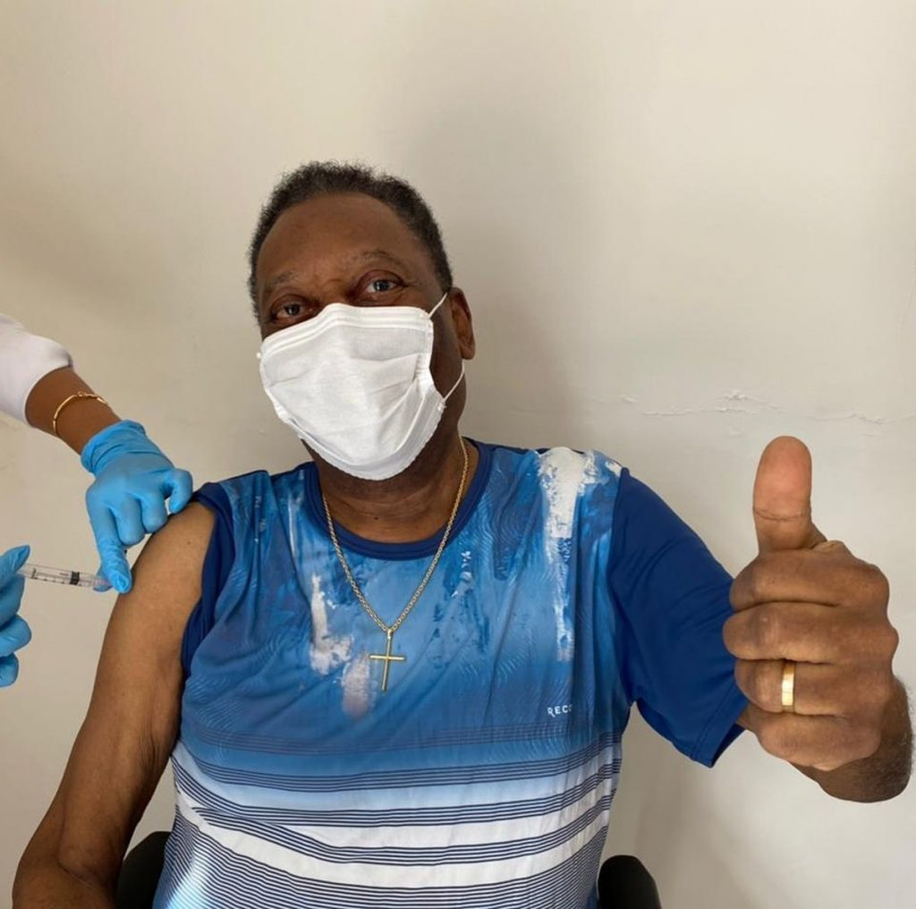 Pele is hospitalized in SP after routine checkups show health problems    Santos and the region