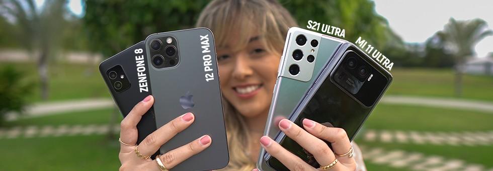 Mi 11 Ultra faces S21 Ultra, iPhone 12 Pro Max and Zenfone 8 |  Camera comparison