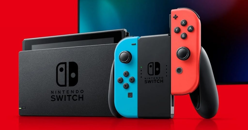 Nintendo lowers switch prices in Europe and the UK