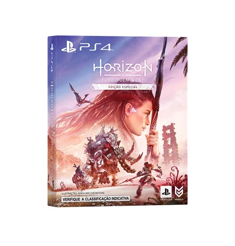Horizon Forbidden West Special Edition - PlayStation 4