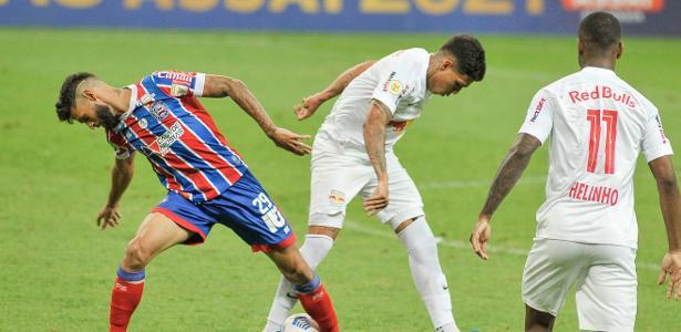 Rodaliga scores a bike but Bahia draws with Red Bull Bragantino - 09/18/2021