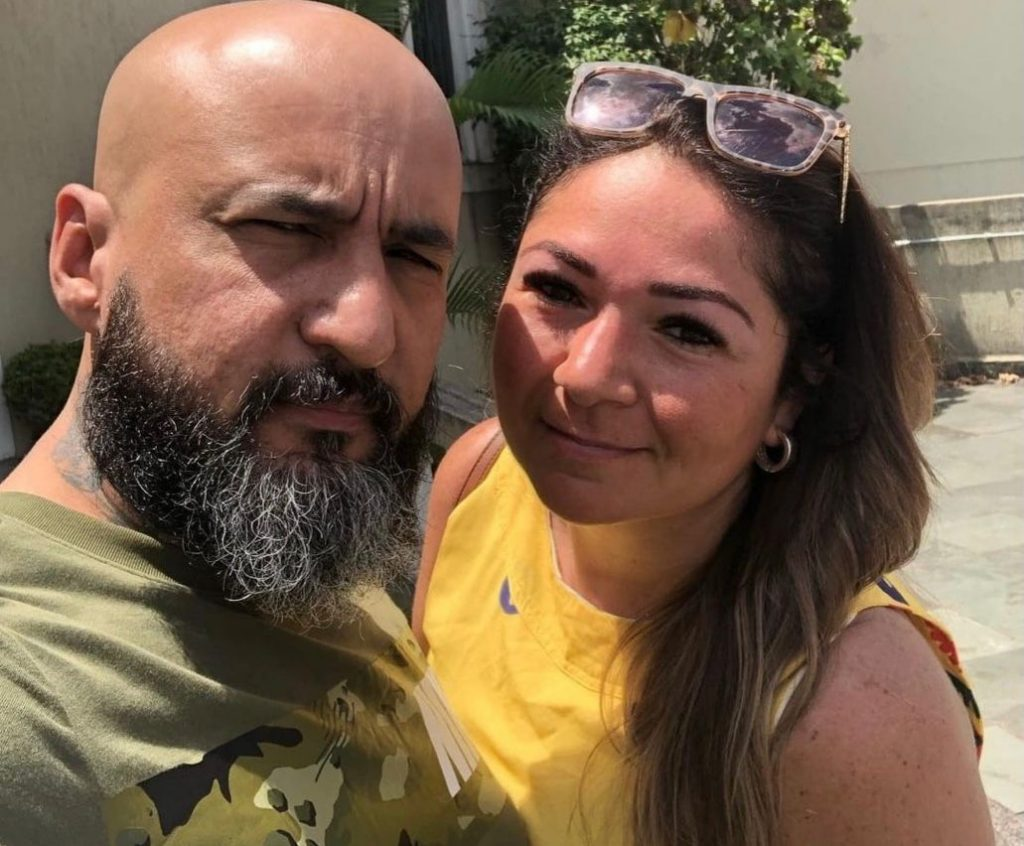 André Luiz Lopez is a realtor and Leticia Valente Gouvia is an event promoter;  The spouses will pay a loan in monthly installments of R$2,000 for five years