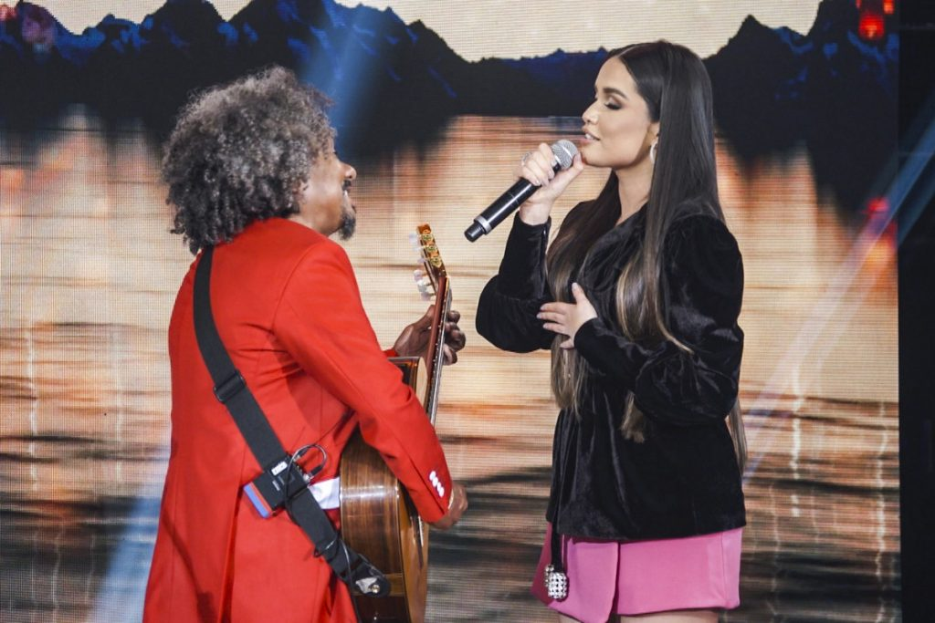 """Juliette Explains Why She Watched BBB21 And Her Emotional Impact With Chico César: """"I've Been Waiting So Long To Sing With This Guy""""    high hours"""
