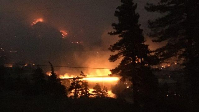 fire in leighton