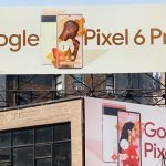 Pixel 6 and 6 Pro: Posters indicate more details after the cell phone was photographed in the actual Google Store